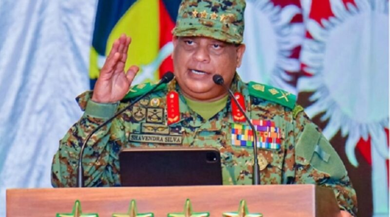 Chief of Defense Staff comments on the recruitment of Jaffna youth into the Army