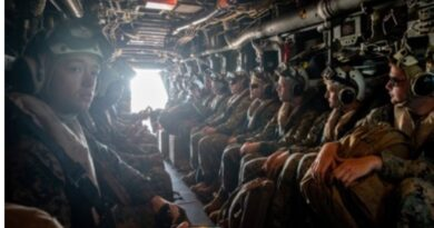 Pentagon given order to abandon Middle East and focus on Far East